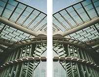 Rhizome urbain : La canopée des Halles // PARIS