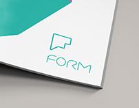 Form brand identity