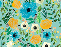 LUOVA - Floral Pattern