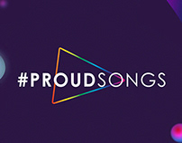 #ProudSongs/AcciónGay