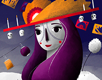 La Catrina - The Happily Ever After Exhibition