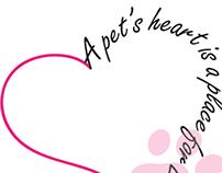 A Pets Heart Logo