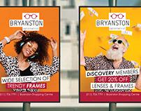 Billboard - Bryanston Optometrist