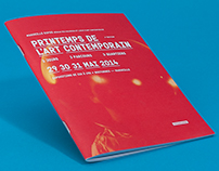 Printemps de l'art contemporain — 2014