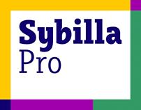 Sybilla Pro | Extended humanist slab serif