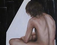 Canvas Series : Lebenswelt or Heimwelt ; Alone Körper