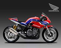 HONDA CB 1100 RS BOL D'OR CONCEPT