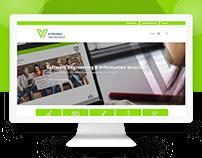 Vitruvius Hochschule Website