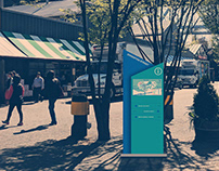Granville Island - Way Finding System
