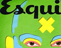 Illustration for the magazine «Esquire»