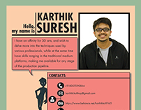 My 2016-2017 CV