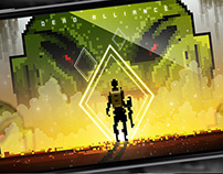 Upcoming Pixel Game (Dead Alliance)