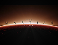 The Martian - UI Screen Graphics