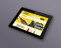 Birra Buffa web site