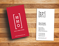 MMO Logo and Corporate Identity