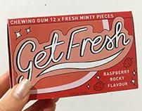 Phil Fresh Merchandise/Packaging Design