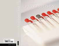PSYCHOLOGY -Cover spread Graphic Design