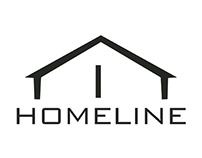 Homeline Logo Brand Mark
