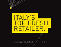 ITALY'S TOP FRESH RETAILER