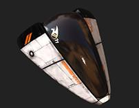 [3D] Sci-Fi Recon Drone