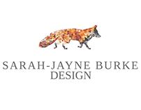 Personal Logo- Sarah-Jayne Burke Design