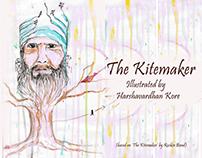 Kitemaker - Illustrative Story book