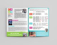 Creative Arts Guild of Wylie Brochure