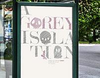 Edward Gorey YBCA Exhibition