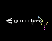 """Groundbass"" Logo Animation"