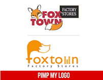 FoxTown Factory Stores Redesign