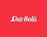Que Bolá - Restaurante