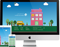 O Kipos tis Giagias Pre-School Official Web Site