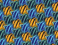 Tessellation - Angel Fish