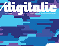Cover Digitalic Magazine /04/2017_ n.61