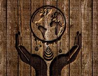 Save the Earth Vector Logo