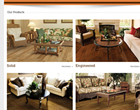 Liqwoodation Floors Website Design