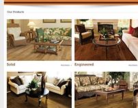Liqwoodation Floors Website Design