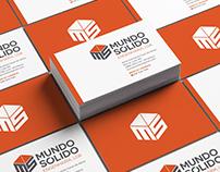 Mundo Sólido // Branding