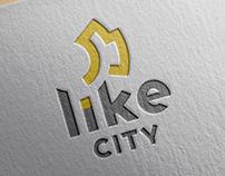 Разработка логотипа для жилого комплекса.