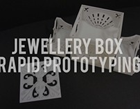 Jewellery Box - Rapid Prototyping