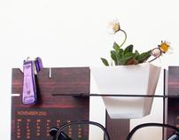 INNO calendar - product design