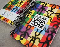 Agenda da UFBA - 2012