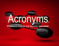 Acronyms Logo Ident Update