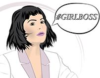 #girlbossmoment