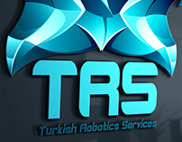 Turkish Robotics Services Logo Design