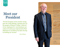 Annual Report: Western Timber