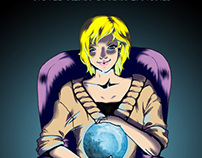 Alma - Garnath and the Crystal Ball (Graphic Novel)