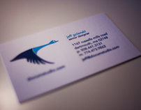 Slocum Design Studio - Letterpress Business Cards