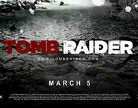 Tomb Raider 2013 posters