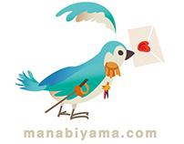 blue bird messenger 青い小鳥の騎士